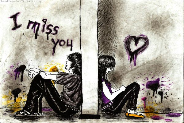 poetry for all miss you messages