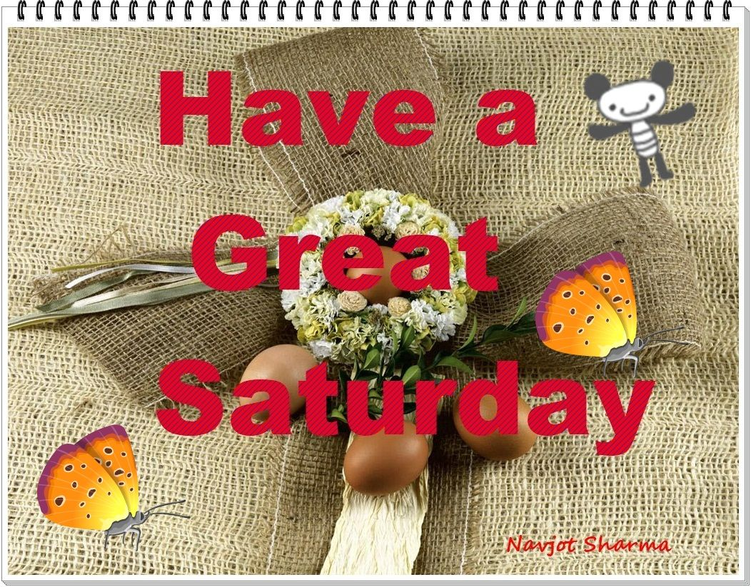 Good Morning Have A Great Saturday 50499 Usbdata