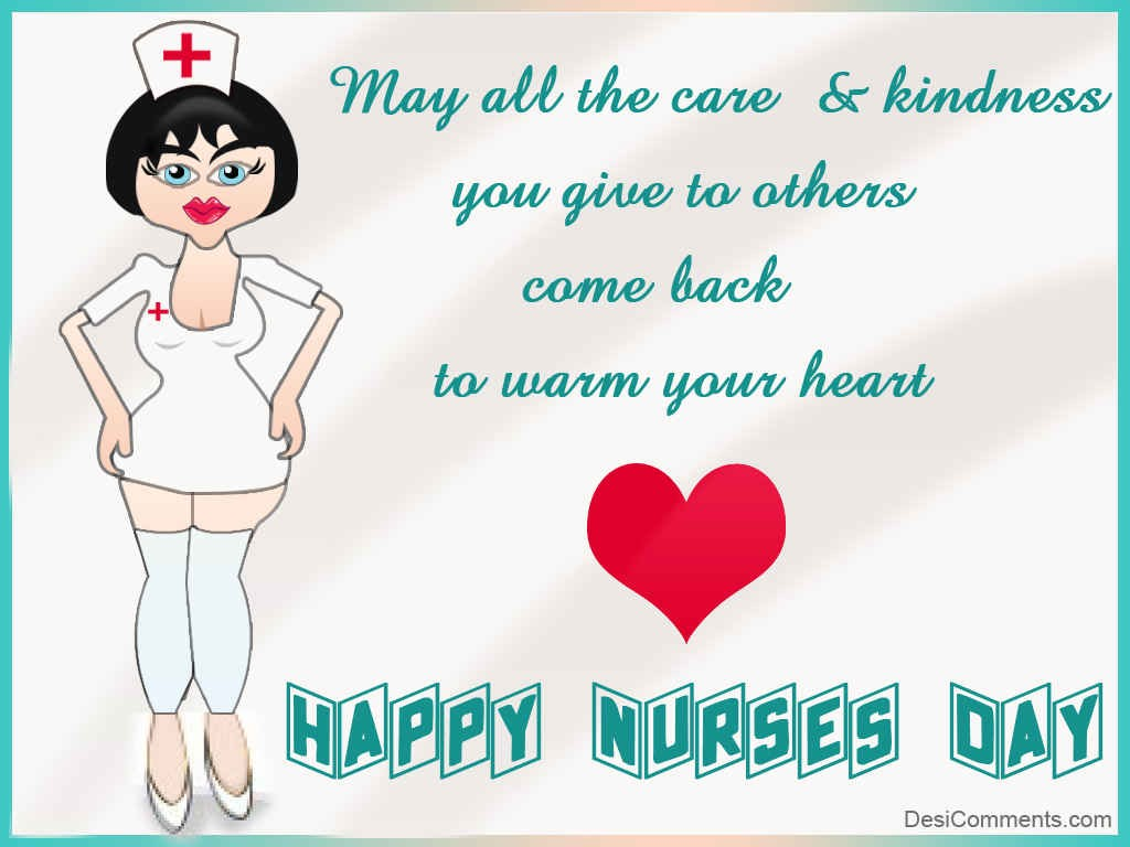 Happy Nurses Day Desicomments Com