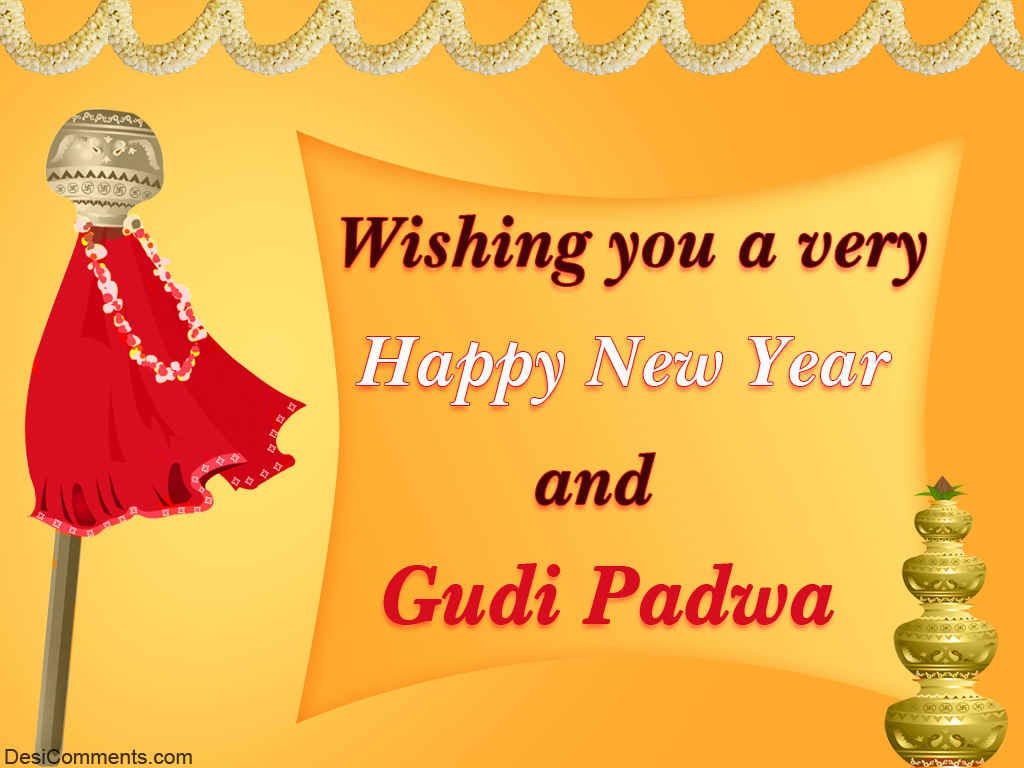Gudi Padwa / Ugadi Pictures, Images for Facebook, Whatsapp, Pinterest ...