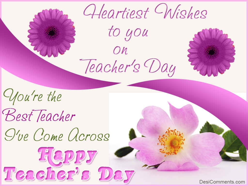 Teachers day pictures images graphics page 17 heartiest wishes to you on teachers day kristyandbryce Image collections