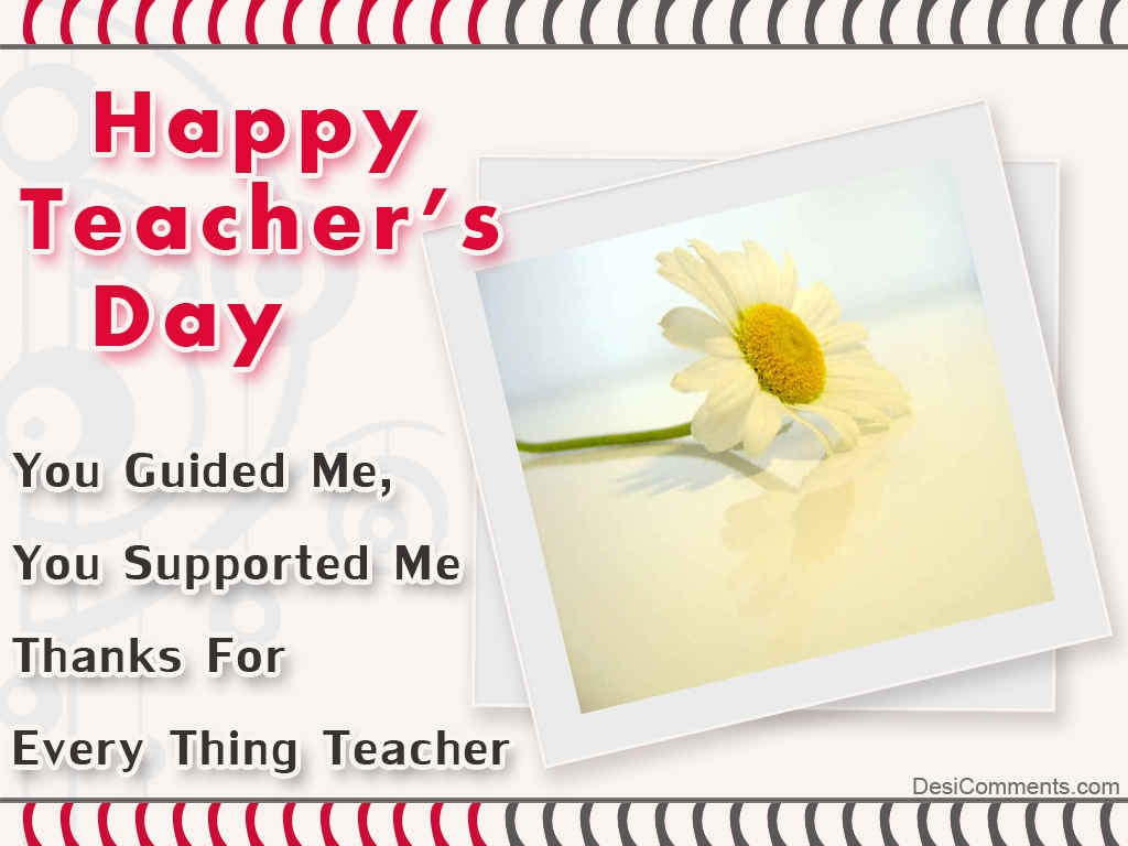 letter to friend about we celebrated teachers dayteachers day Letter to friend about we celebrated teachers dayteachers day dear mia, my school celebrated teacher's day last week activities on that day started at 900 am first, we had an assembly in the school hall.