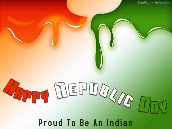 Wishing You A Very Happy Republic Day