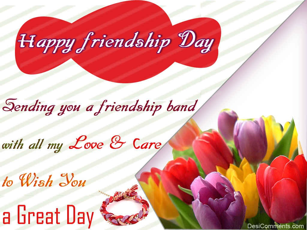 Happy Friendship Day Desicomments Com