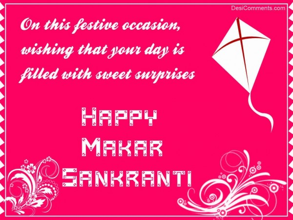 Wishing You A Very Happy Makar Sankranti
