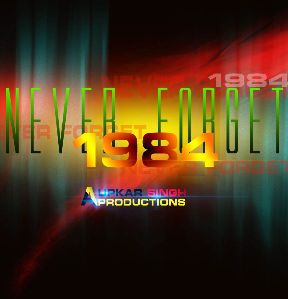 Never Forget 1984 - DesiComments.com
