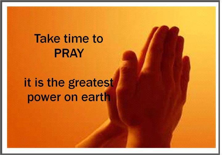 Take Time To Pray Desicomments Com