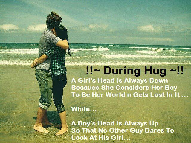 What Each Hug Means Quotes Meaning Of Hug - DesiC...