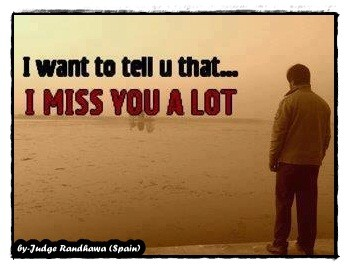I Miss You Alot