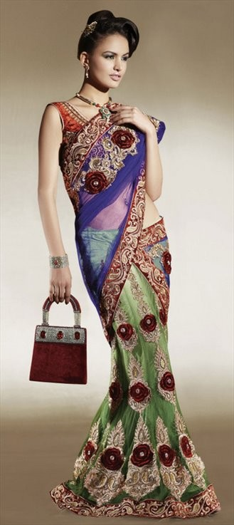 Fashion In Saree