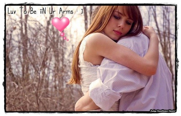 In Your Arms....