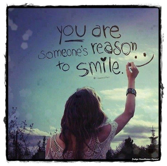 You Are Reason….