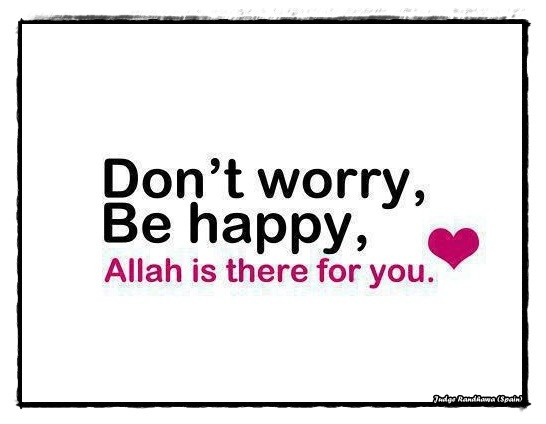 Picture: Don't Worry….