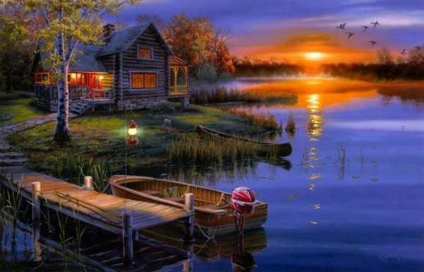Winsome Natural Painting