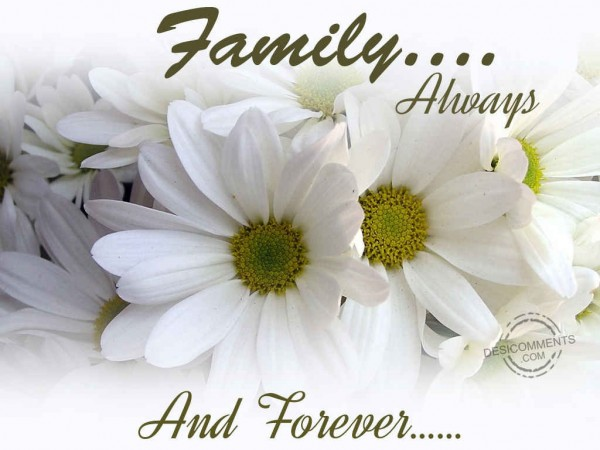 Family Always And Forever