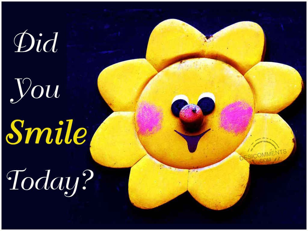 forum topic what made smile today