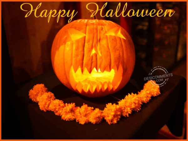 Picture: Happy Halloween