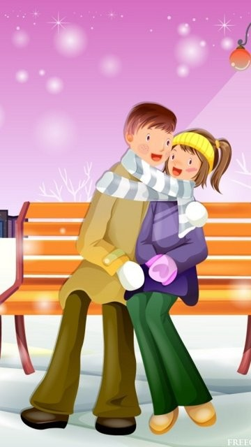Love In Winter Season