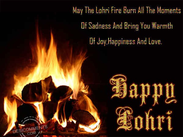 May The Lohri Fire Burn All The Moments Of Sadness