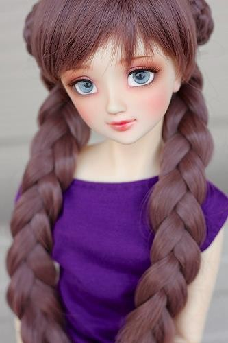 Braided Doll - DesiComments.com