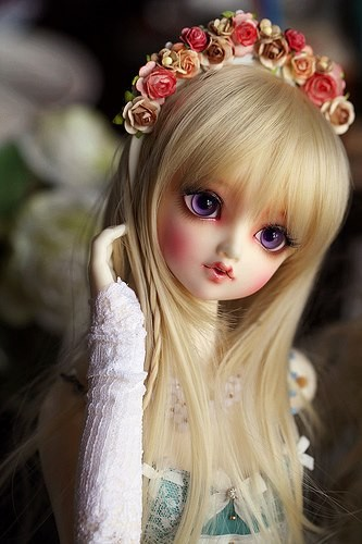 Admirable Doll