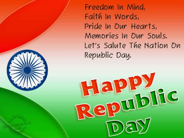 essay on republic day and its importance Related articles: how to write a letter of invitation to a gentleman to join the republic day celebration in your school essay on republic day article shared by.
