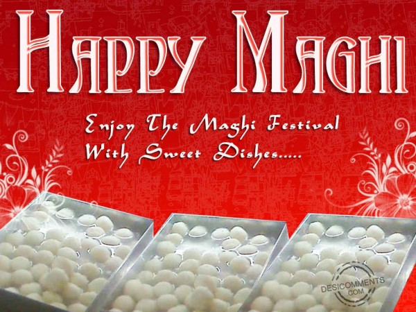 Enjoy The Maghi Festival With Sweet Dishes