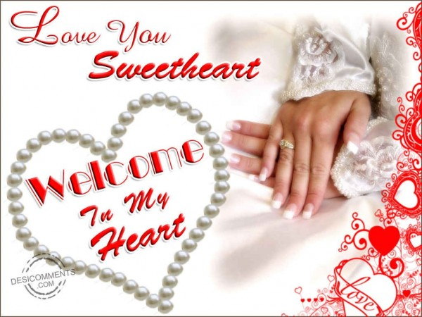 Welcome In My Heart