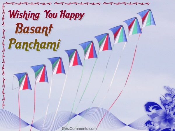 Very Happy Basant Panchami...
