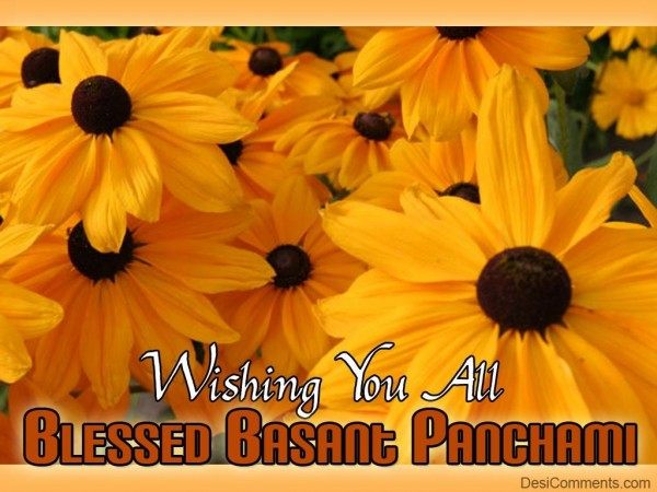 Have A Blessed Basant Panchami
