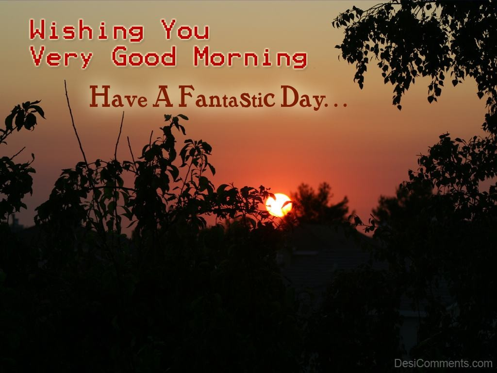 Have A Fantastic Day - DesiComments.com