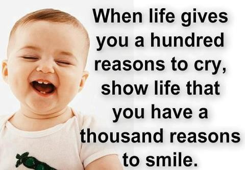 Reason To Smiling