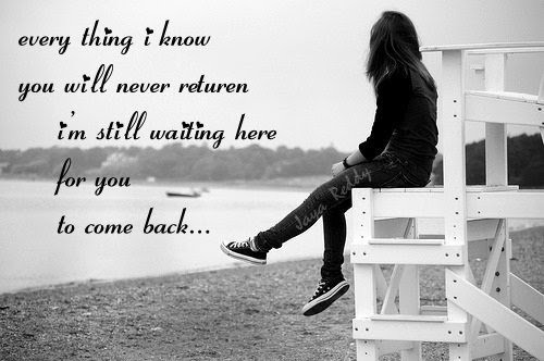 Boy Waiting For Girl Quotes: Still Waiting For You