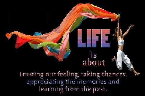 Life Is A.....