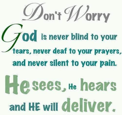 Don't Worry…..