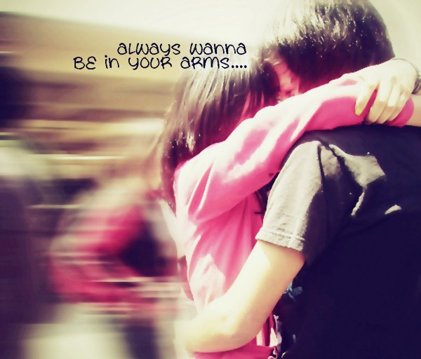 Be In Your Arms