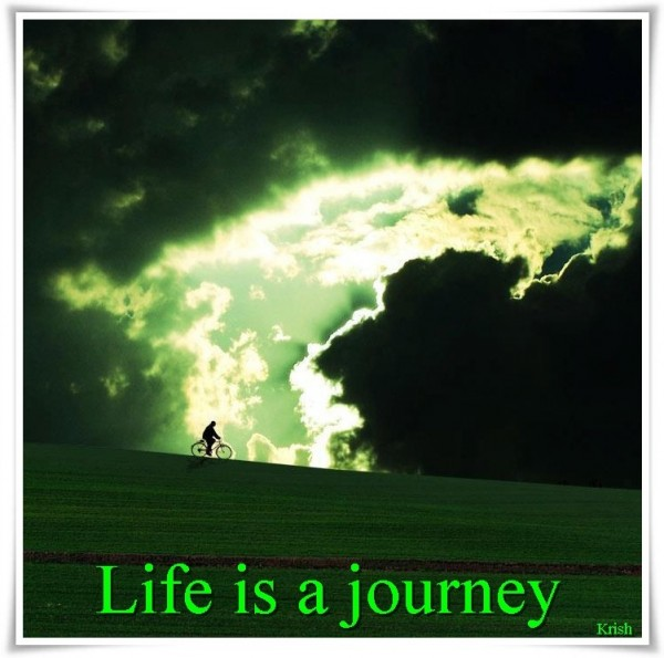 Life Journey Quotes In Hindi: Life Is A Journey