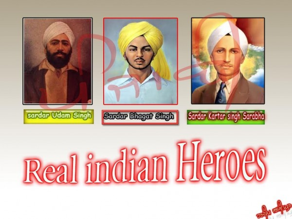 Real Indian Heros