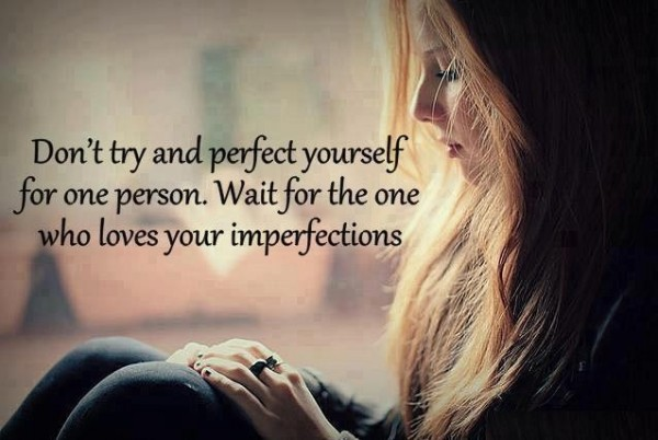 Your Imperfections