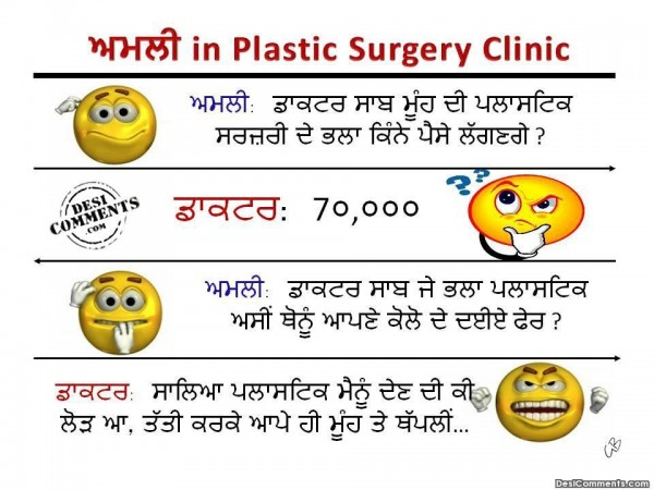 Amli in Plastic Surgery Clinic