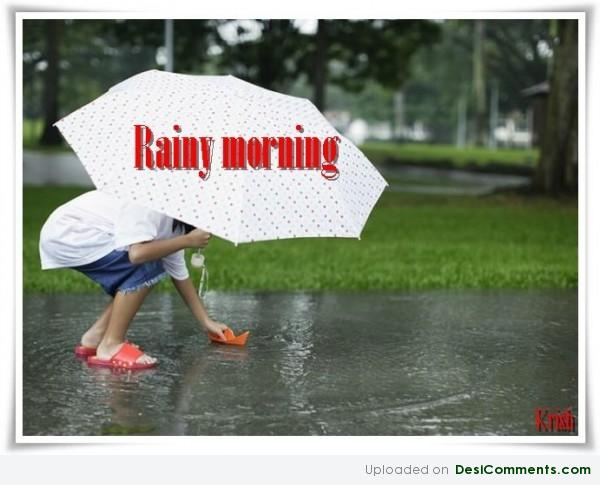 Picture: Rainy Day