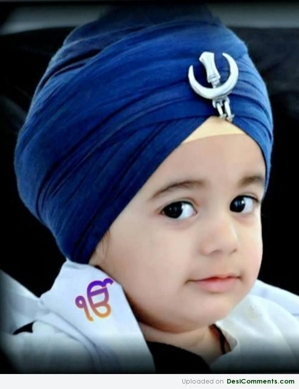 Little Sardar Boy