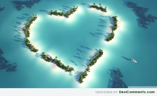 Heart In Sea