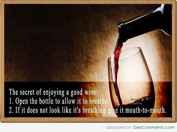 How To Enjoy Wine
