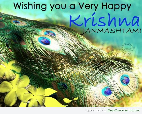 Happy Krishna Janmashtami