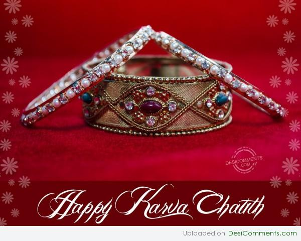 I wish you Happy Karva Chauth