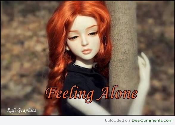 Picture: Feeling alone