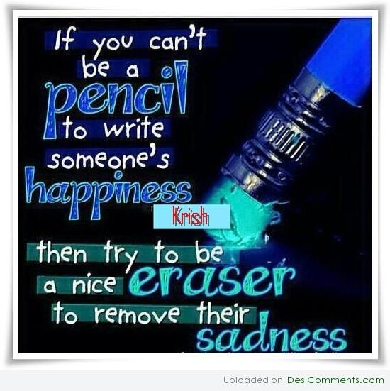 Remove their sadness