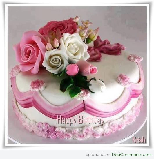Birthday Cake Images With Name Khushbu : HAPPY BIRTHDAY -viniVDlover- 30th nov 3822317 Channel ...