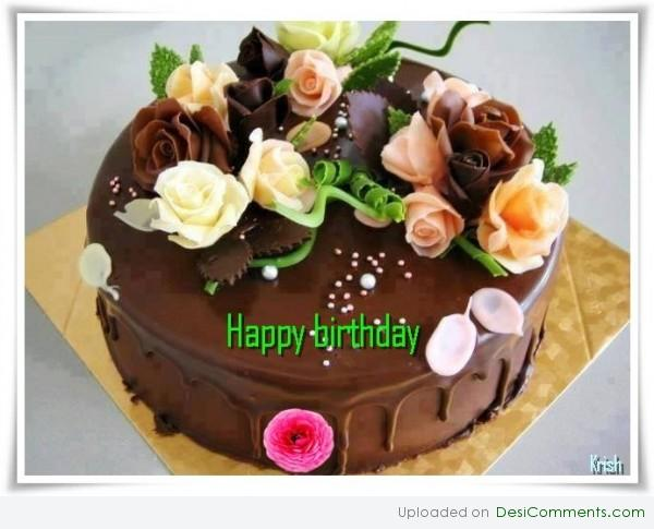 Images Of Birthday Cake With Name Simran : ~Happy Birthday Charming Gaurav S Bajaj~ 3812965 Kaisa ...
